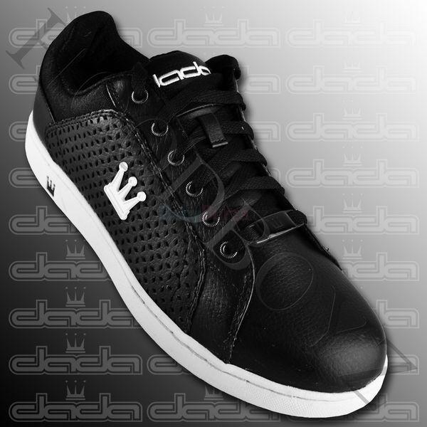 77fcf18a5ad Prodám HipHop SK8 boty Dada Supreme Tribeca PE black white vel. 46 ...