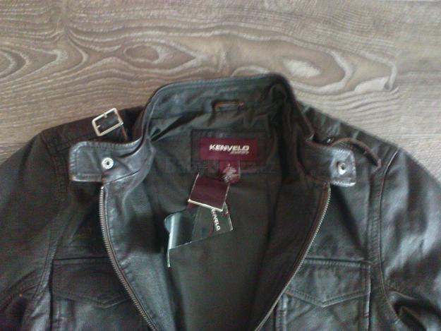 Prodám Kožená bunda pánská b402ed1c08