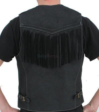 dacf8de7cde Prodám kožené oblečení Vesta od Country styl - 1 590