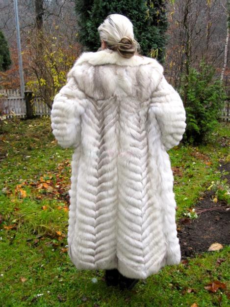 Prodám nadherny luxusni kozich kabat - 19 999 c5c087a565
