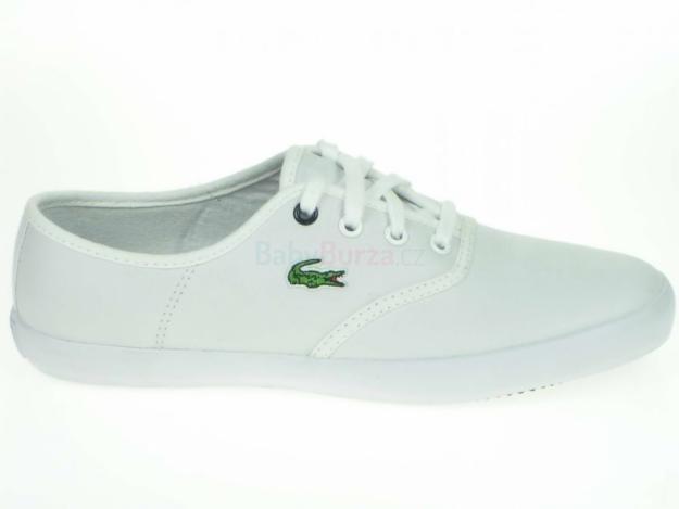 c010c42c513 Prodám Prodám boty Lacoste Gambetta white - 800