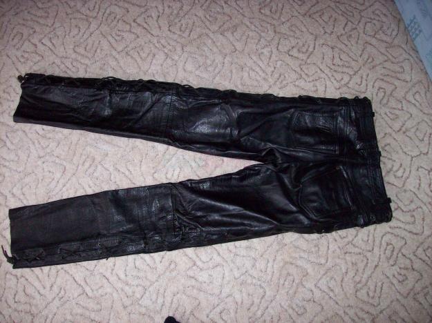 Prodám prodám kožené kalhoty - 2 500 db44977e5a