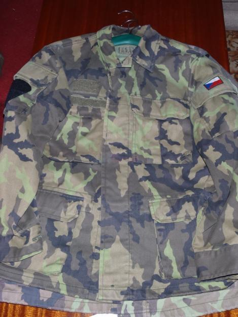 Prodám Vojenské oblečení - 100 e852de3590