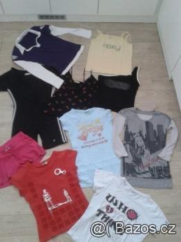 Balík dívčího oblečení,,,,,,, vel 140-152... za super cenu