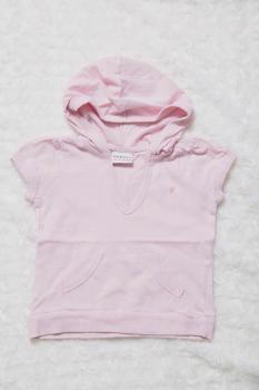 tričko s kapucí pro holku