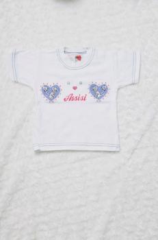 Italské tričko s pejsky