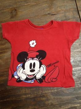 Minnie mouse tričko