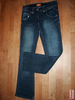 Dívčí kalhoty, podšité bavlněnou podšívkou