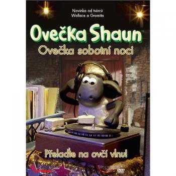 DVD Ovečka Shaun