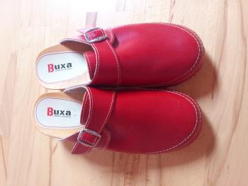 Dřevěná obuv