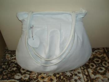 Bílá kabelka - SLEVA!!!