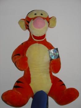 Dekorace tygr