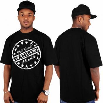 Hip Hop Tričko West Coast Ramirez velikost XL