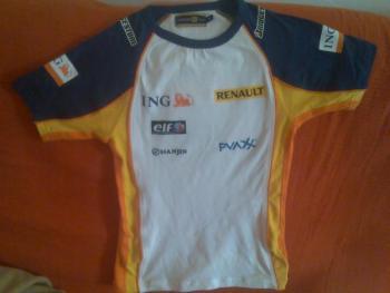 oreginal tričko RENAULT F1