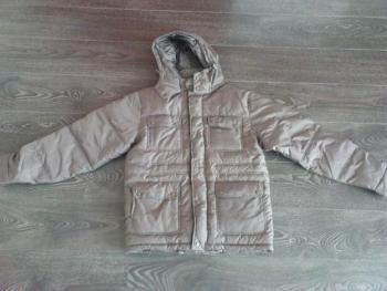 Pánská zimní bunda L