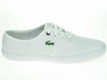 Prodám boty Lacoste Gambetta white