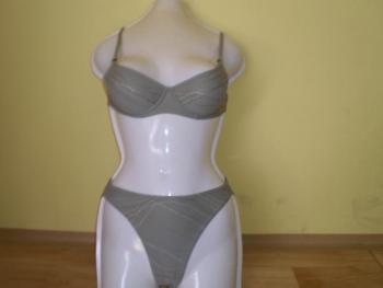 Prodám dámské použité plavky dvoudílné a plavkovou podprsenku