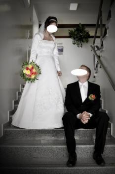 Prodám krásné svatební šaty