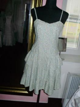 Prodám letní plátěné šaty