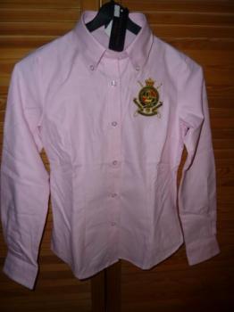 Prodám novou dámskou košili Ralph Lauren, růžová, vel.S