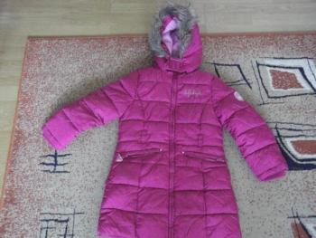 zimní delší bunda